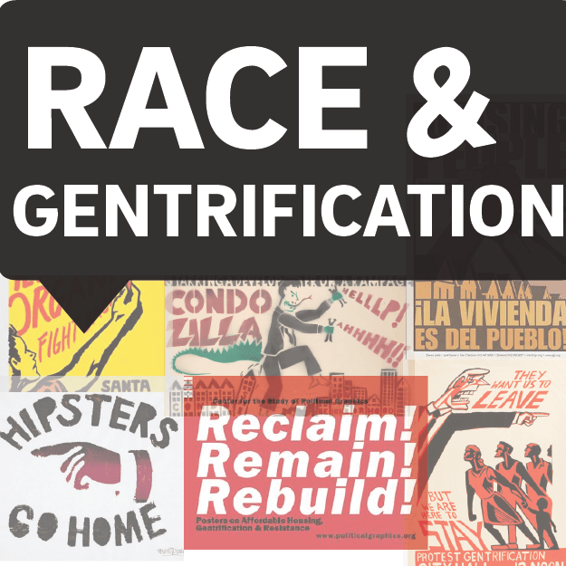 Race & Gentrification—Talk & Art Exhibit Opening