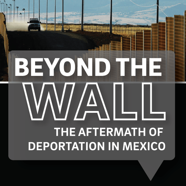 IAH Talk: Beyond the Wall - The Aftermath of Deportation in Mexico