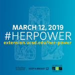 UC San Diego Extension #HerPower Event March 12th
