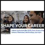 Shape your Career—Spring 2018
