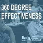 360 Degree Effectiveness