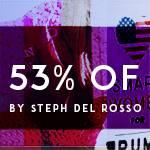 53% Of