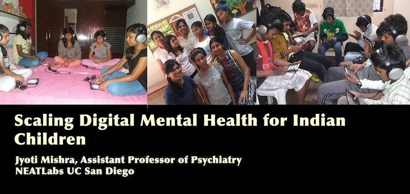 Jyoti Mishra Uc San Diego Psychiatry Scaling Digital Mental