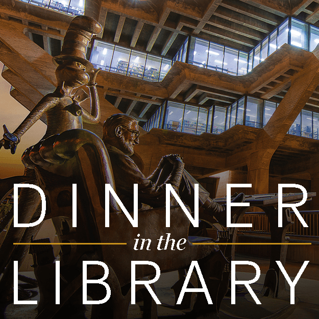 Dinner in the Library to Feature Newly Acquired, Rarely Seen Artwork by Theodor Seuss Geisel