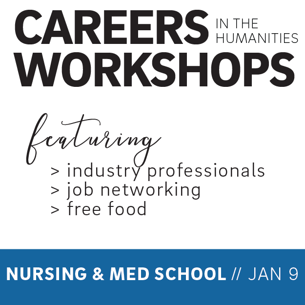 Careers in the Humanities Workshop: A Focus on Medicine