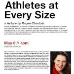 Athletes at Every Size: Lecture by Guinness World Record holder Ragen Chastain
