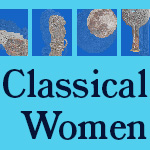 CLASSICAL WOMEN, a devised undergraduate theatre piece  directed by Kristen Tregar