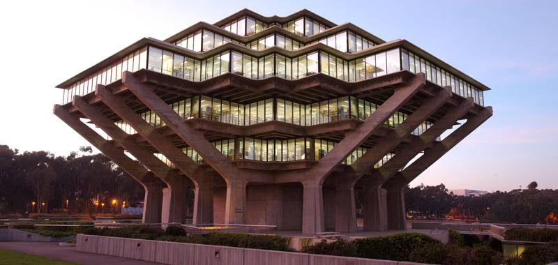UC San Diego Public Tours: Highlighting Campus History, Art And Architecture