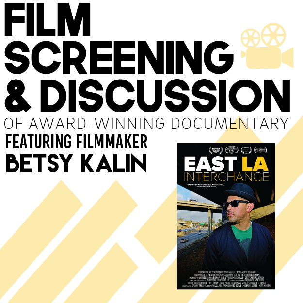 Film Screening & Discussion: East LA Interchange