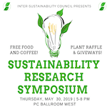 ISC Sustainability Research Symposium