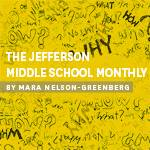 The Jefferson Middle School Monthly