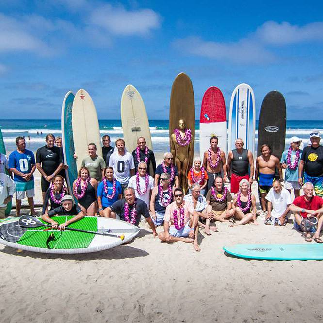 23rd Annual Luau and Legends of Surfing Invitational