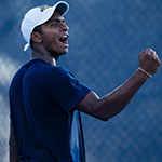 Men's Tennis: UC San Diego vs. West Florida