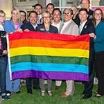 Pride Lighting Celebration—UC San Diego Health