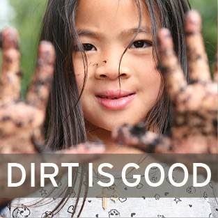 Dirt is Good: Book Talk and Signing