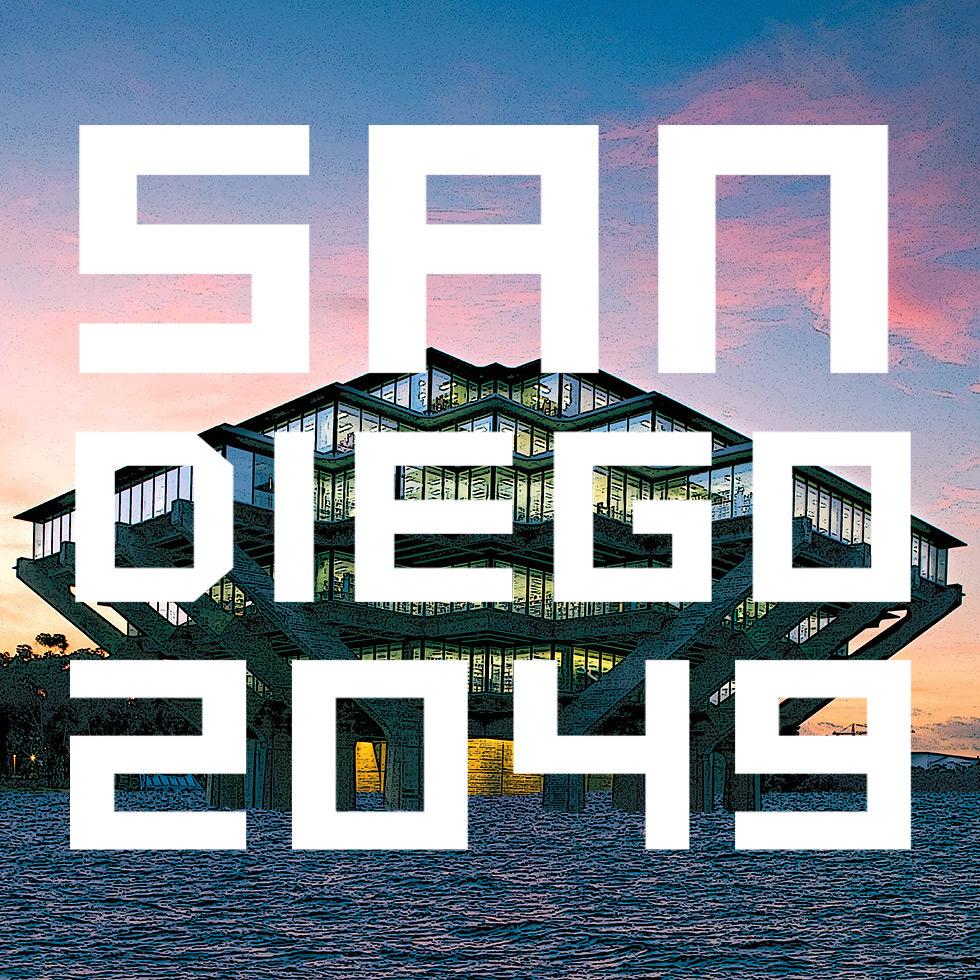 San Diego 2049: Worldbuilding: Scenarios, for Fun and Survival, with Vernor Vinge