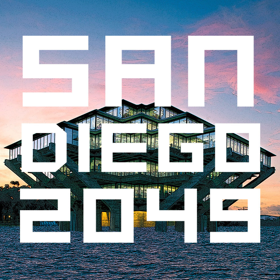 San Diego 2049: Your Dystopia Has Been Canceled
