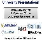 University Presentations