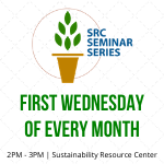 SRC Seminar Series: Campus Green Building Policy and Guidelines