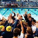 Men's Swimming and Diving: UC San Diego vs. California