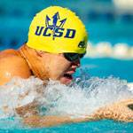 UC San Diego Men's and Women's Swimming and Diving: Blue vs Gold
