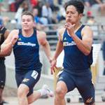 Men's and Women's Track and Field: UC San Diego Blue/Gold/Alumni