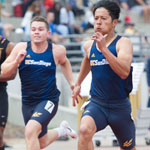 Men's and Women's Track and Field: California Collegiate Open