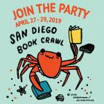 UC San Diego Independent Bookstore Day Book Crawl