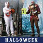 Annual UC San Diego Halloween Costume Contest: proudly sponsored by the UC San Diego Bookstore
