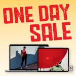 Apple 1 Day Sale: PAY NO SALES TAX