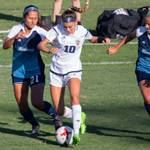 CCAA Women's Soccer Tournament Semifinals: UC San Diego vs. San Francisco State