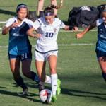 CCAA Women's Soccer Tournament Semifinals: Chico State vs. Sonoma State