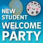 New Student Welcome Party