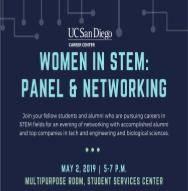 Women in STEM: Panel & Networking