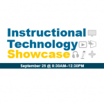 Instructional Technology Showcase
