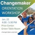 Changemaker Orientation Workshop