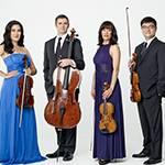 Ensō String Quartet at ArtPower