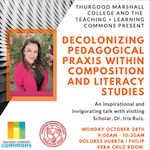 Decolonizing Pedagogical Praxis within Composition and Literacy Studies