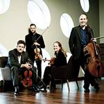 ArtPower presents St. Lawrence String Quartet with Stephen Prutsman