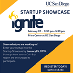 Startup Showcase (Application Deadline) @ Ignite 2019