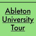 Ableton University Tour 2018