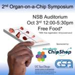 Second Annual Organ-on-a-Chip Symposium at UC San Diego