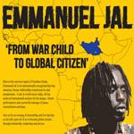 Emmanuel Jal, From War Child to Global Citizen