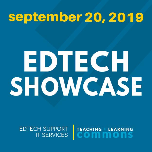 EdTech Showcase