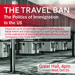The Travel Ban: The Politics of Immigration in the US—Global Forum