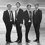 ArtPower presents Quatuor Van Kuijk